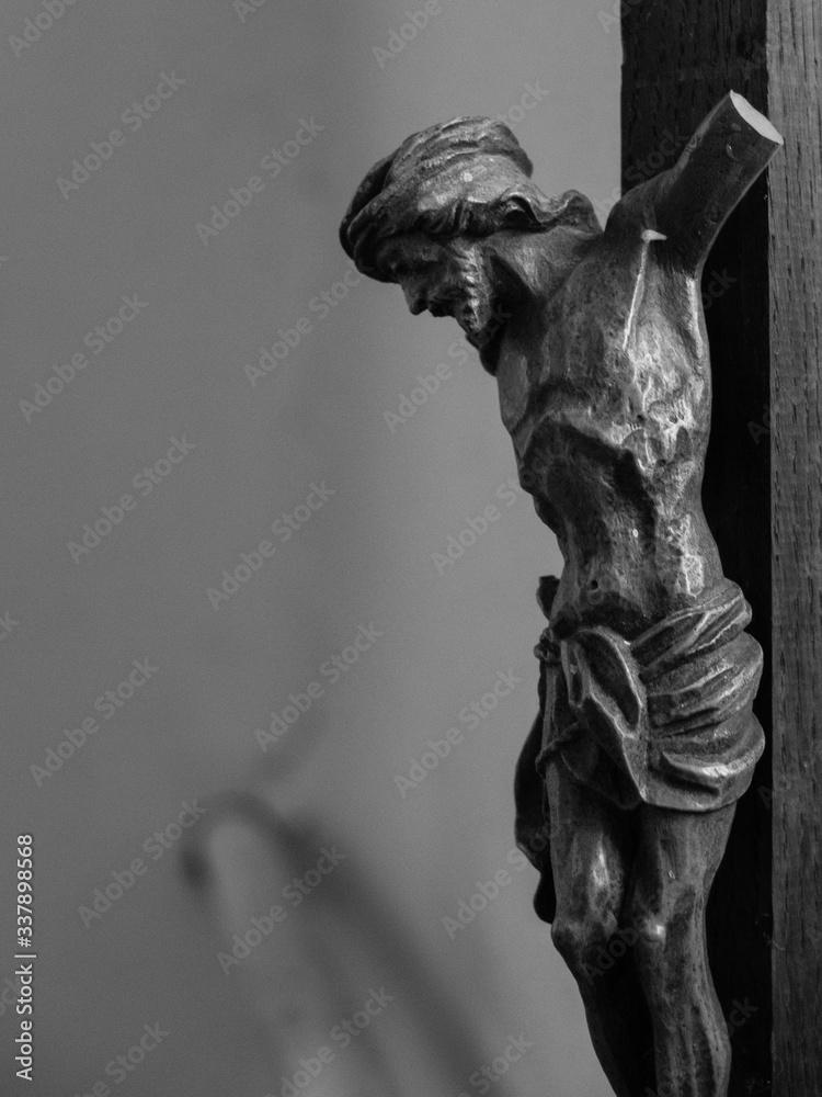 Fotografia Close-up Of Crucifix