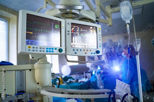 Fotografía Mechanical ventilation equipment