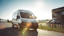 New Delivery Van / Truck Drivi...