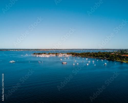 Photo Matilda Bay, Perth, Western Australia, Swan River