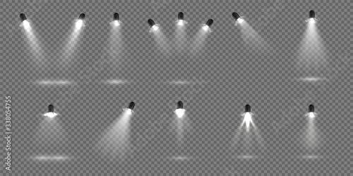 Spotlight for stage Fototapeta