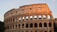 Le Colisée (Colosseo) à Rome...