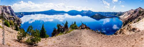 Fototapeta Crater Lake obraz