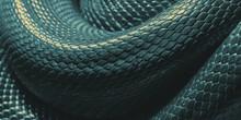 Snake Skin Texture. Snake Clos...