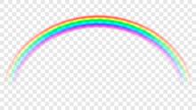 Rainbow. Abstract Vector Color...