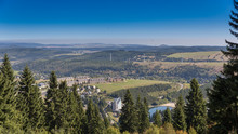 Oberwiesenthal In The Saxonian...