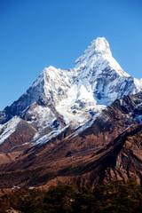 Fototapeta Góry Beautiful landscape of Himalaya mountains