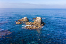 Seal Rock Pinnacle In Laguna Beach