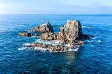 Seal Rock Pinnacle In Laguna Beach