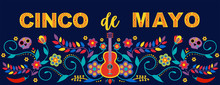 Mexican Holiday 5 May Cinco De...