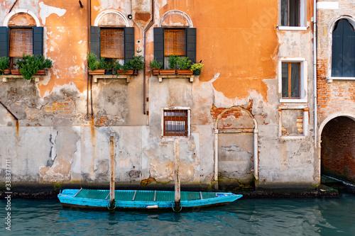 Venezia (Veneto) - Panorami e particolari della città a colori Wallpaper Mural