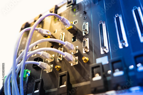 Fototapeta Server room