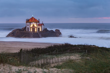 Beautiful Church At The Beach....