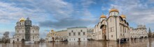 Panorama Of Cathedral Square K...