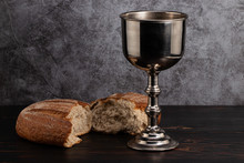 Holy Communion Chalice With Wi...