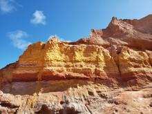 Falésias, Rochas, Areia, Deserto, Natureza, Vida, Seca, árido