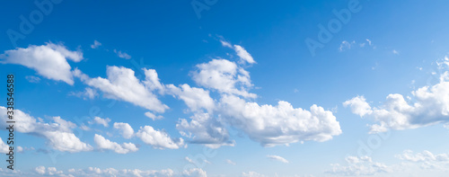 Foto Sky and clouds atmosphere background