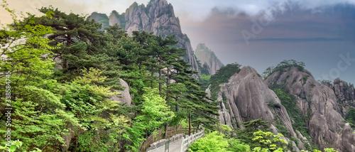 China Huangshan Wallpaper Mural