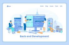 Back-end Development, Coding, ...