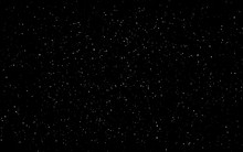 Space Background. Dark Infinit...