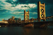 Downtown Sacramento Skyline An...