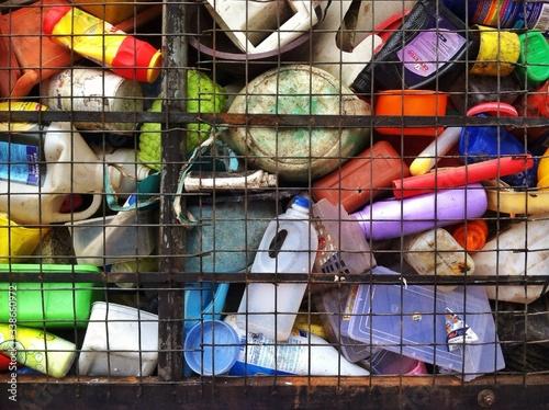 Plastic Waste - fototapety na wymiar
