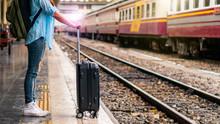 Solo Backpacker Traveler Plan ...