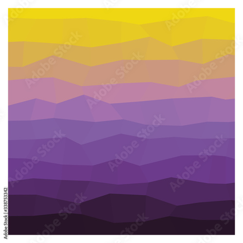 Fototapeta Abstract geometric background pattern