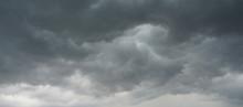 Dark Cloud In The Sky Showing ...