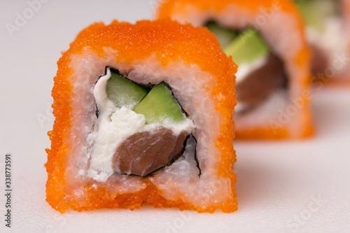 Fototapeta Sushi California maki obraz