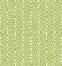 Seamless Pattern With Green Illusion