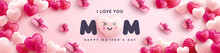 Mother's Day Poster Or Banner ...