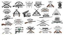 Guns And Military Weapon Shop ...
