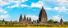 Prambanan Temple Near Yogyakar...