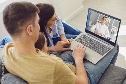 Fotografía Family doctor online
