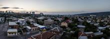 Panorama Miasta Tibilisi W Gruzji