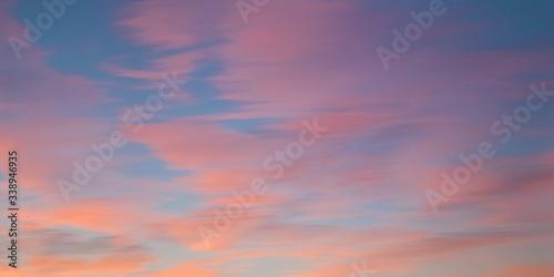 Obraz na plátne Sky