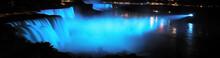 Niagara Falls Dark Night Soft ...