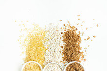 Different Types Of Cereals Iso...
