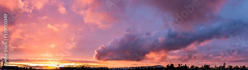 Obraz Cloudscape Apr 14 013 - fototapety do salonu