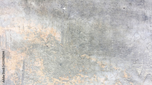 Obraz Raw concrete wall background (Beton Brut background) , cement wall texture. Weathered concrete wall background. - fototapety do salonu