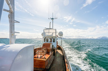 Fishing Vessel Photographed Ou...