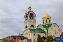 Church Of The Holy Martyr Elizabeth In Diveyevo, Russia