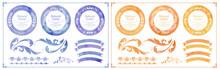 水彩, フレーム, 植物、 葉っぱ、ナチュラル、自然、にじみ、花 、絵具、ロマンチック、ガーリー、パステル、飾り罫, 装飾, 美しい, フレームデザイン, 見出しデザイン, 手書き風, 手描き, 水彩風, イラスト, セット素材, フレームセット, 見出しセット, デザインセット, 素材, 素材セット, ハート, 筆, オシャレ, カッコいい, カワイイ,