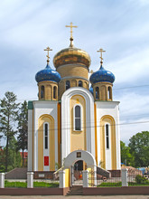 Church Of The Three Saints In ...