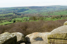 View Of  Nidderdale Valley Fro...