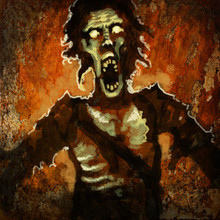Fantasy Zombie For Roleplaying...