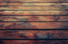 Abstract Wooden Background. Br...