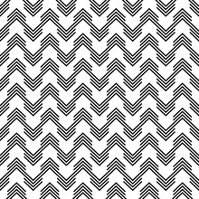 Stylized Chevron Pattern Design