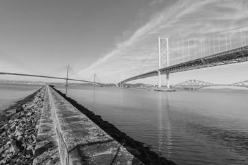 Mosty w Szkocji.